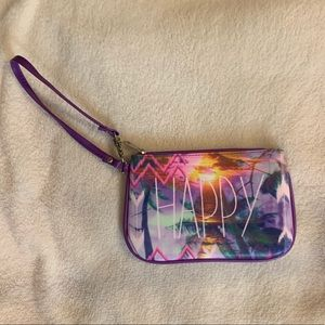 "Claire's ""HAPPY"" Wristlet!!!"